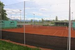 Terrain de tennis rouelbeau